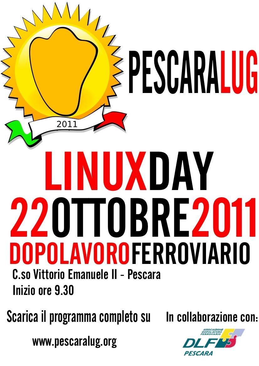 Linux day Pescara