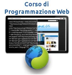 Corso Programmazione Web